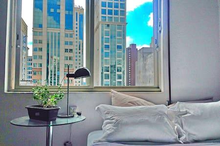Av Paulista, private BIG room 12m2