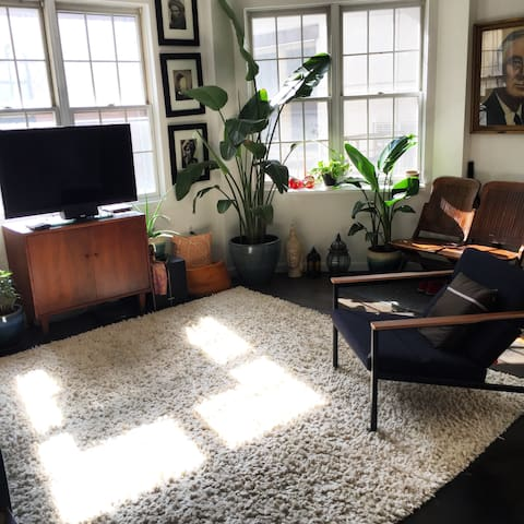 Sunny Brooklyn, Boerum Hill Bedroom!