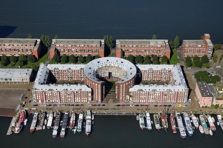 Nice apartment, Amazing place! - Amsterdam - Apartment
