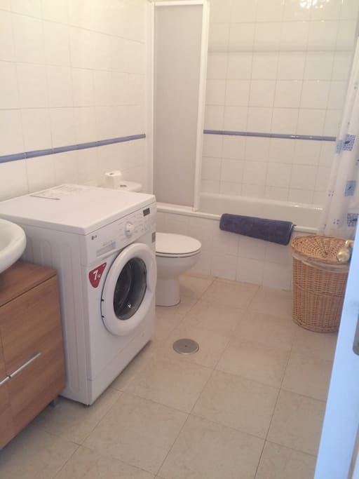 Toalett/badrum