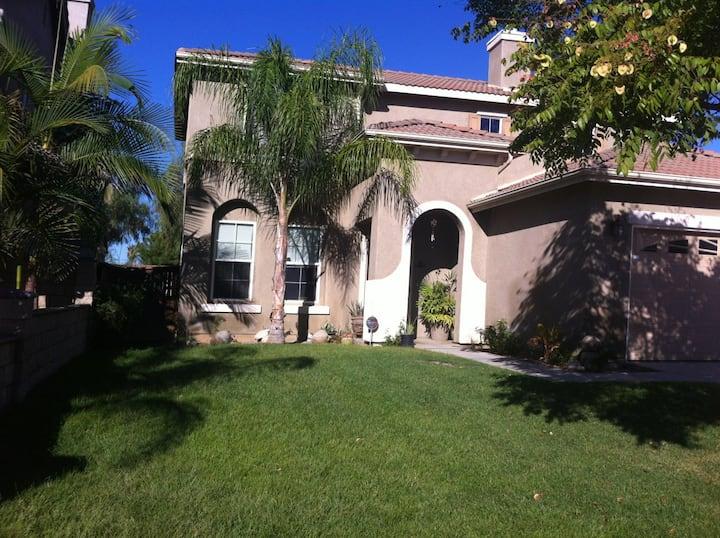Private Room Near UC Riverside and San Bernardino