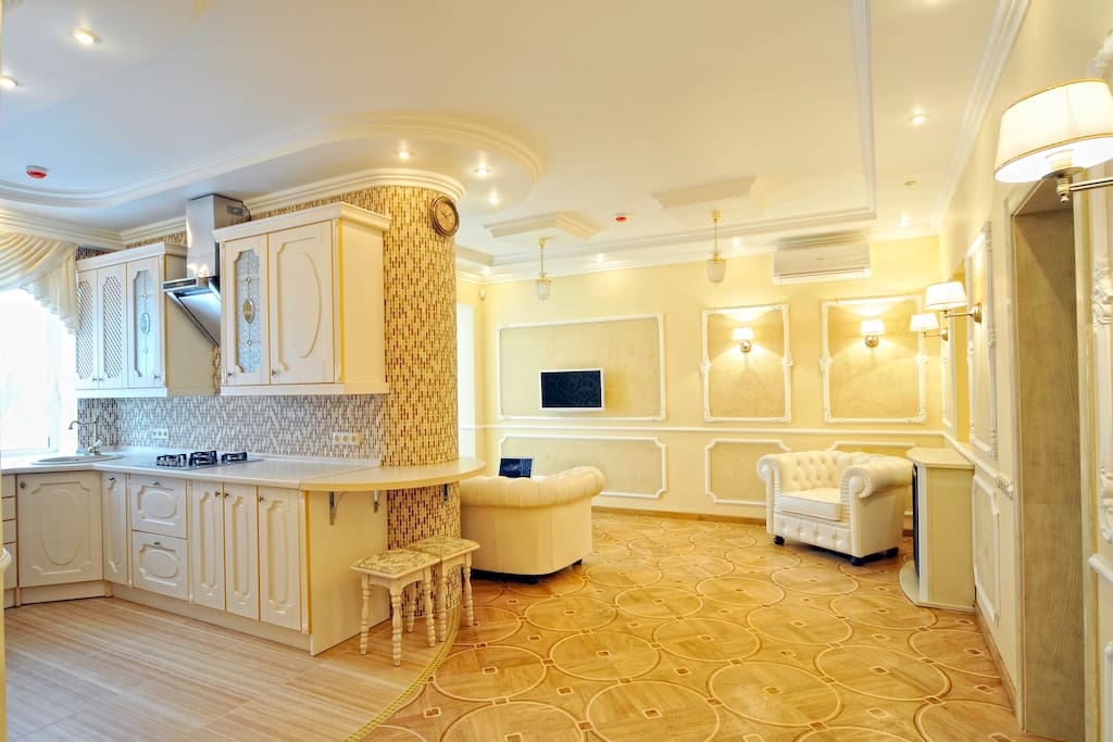 Appartamenti Ucraina
