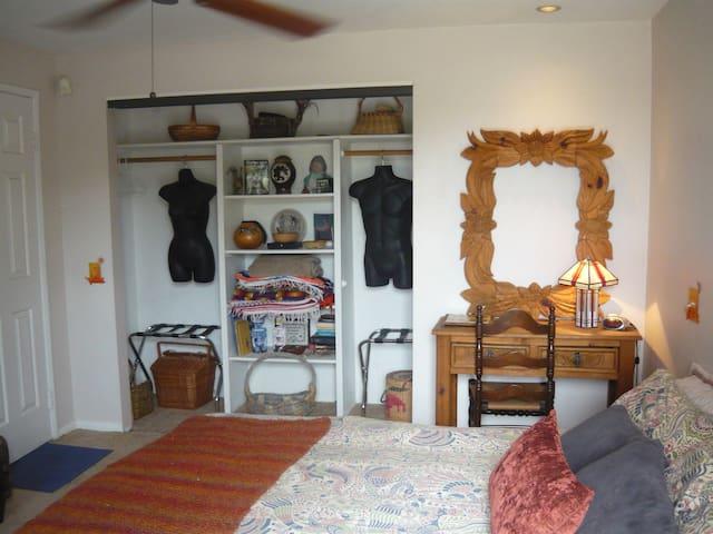 Lovelight Ranch Kokopelli Room - Sky Valley - Oda + Kahvaltı