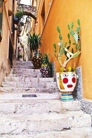 Etna-Villetta immersa tra i vigneti - Castiglione di sicilia - Talo