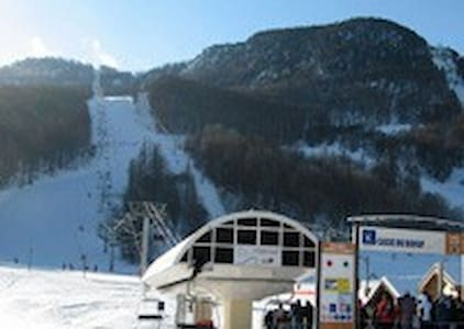 Serre Chevalier : 100 meters to ski lift ; - La Salle-les-Alpes - Apartment