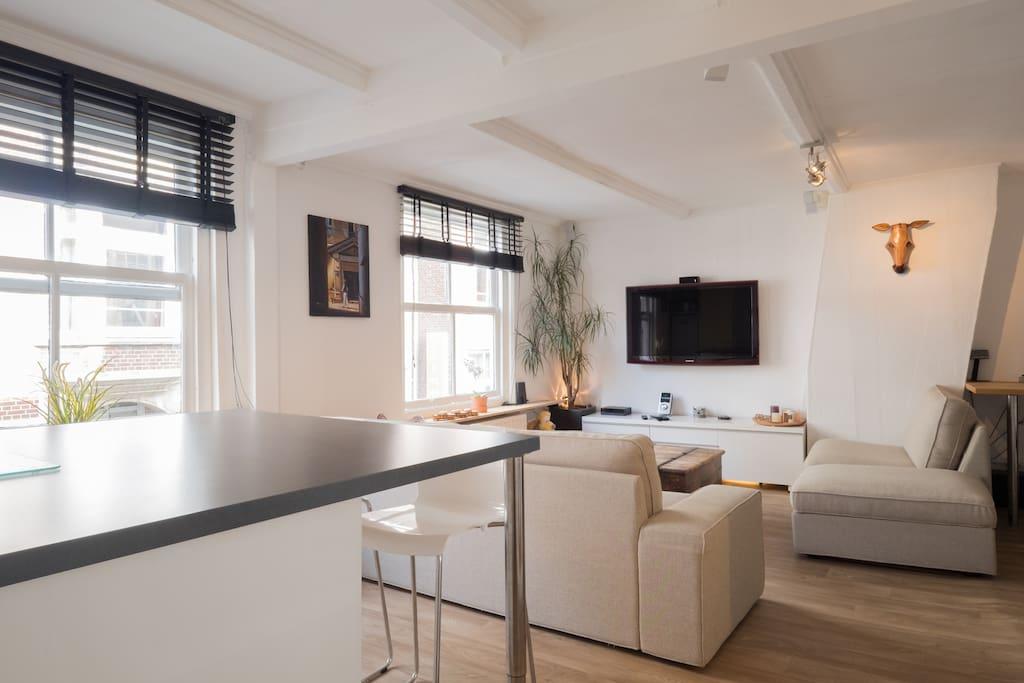 city center palice appartment wohnungen zur miete in den haag zh niederlande. Black Bedroom Furniture Sets. Home Design Ideas