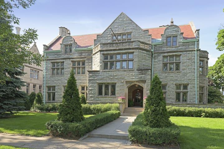 Apartment in historic mansion-flr 2 - มินนิอาโปลิส - อพาร์ทเมนท์