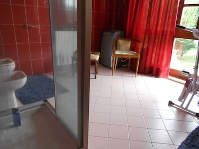 mini suite  con bagno - Canale - House