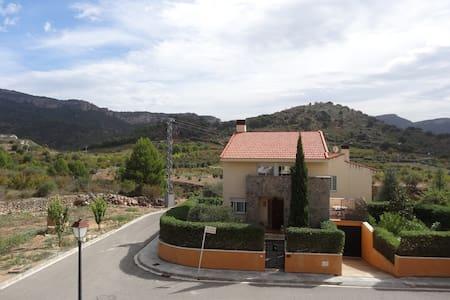 Siurana Climbing House - Cornudella de Montsant
