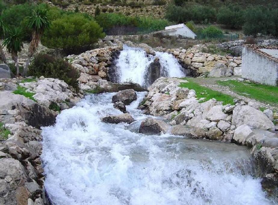 Nacimiento del río Guaro