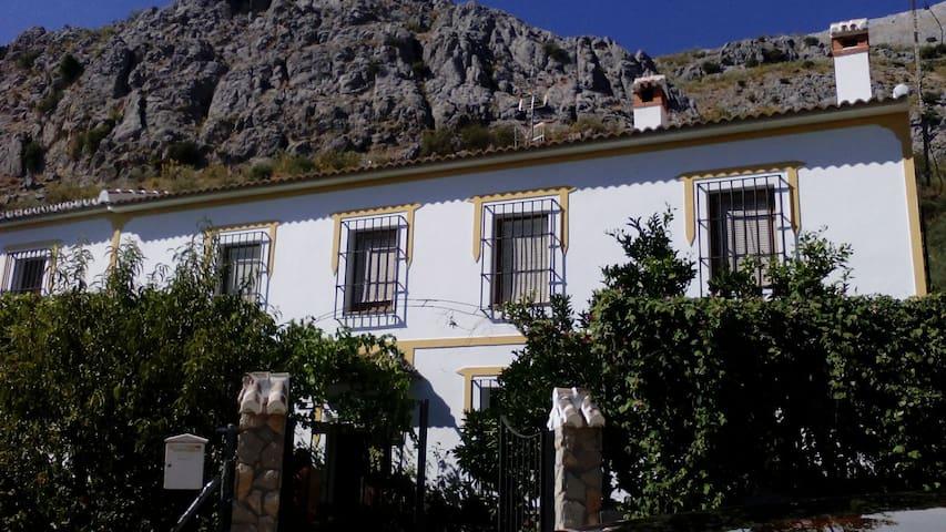 Casa Rústica La Tienda - Periana - Casa