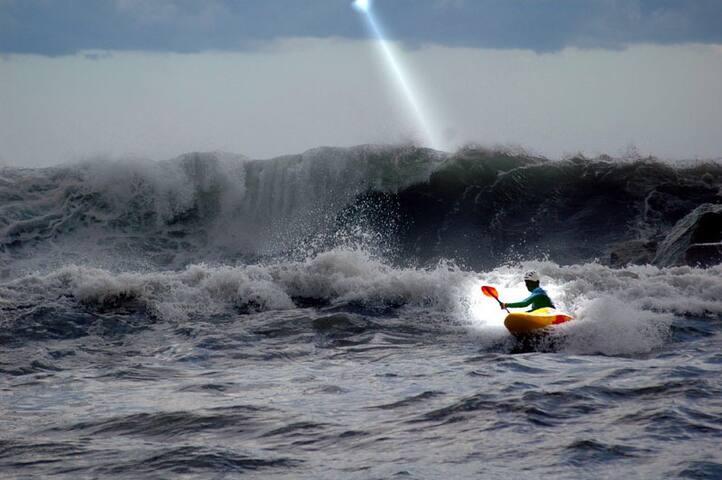 Weekend charme e kayak - Janov - Dům