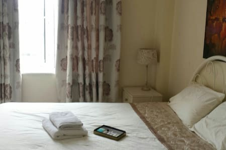 Double Room with view of Galway Bay