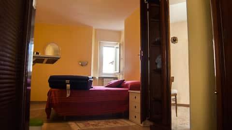 """værelse 2 """"la Piazza B&B"""""""