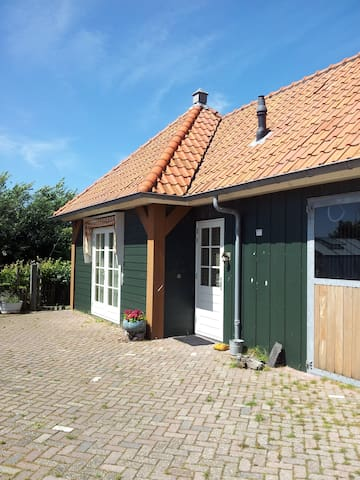 knus huisje midden in natuurgebied - Burgerbrug - Rumah