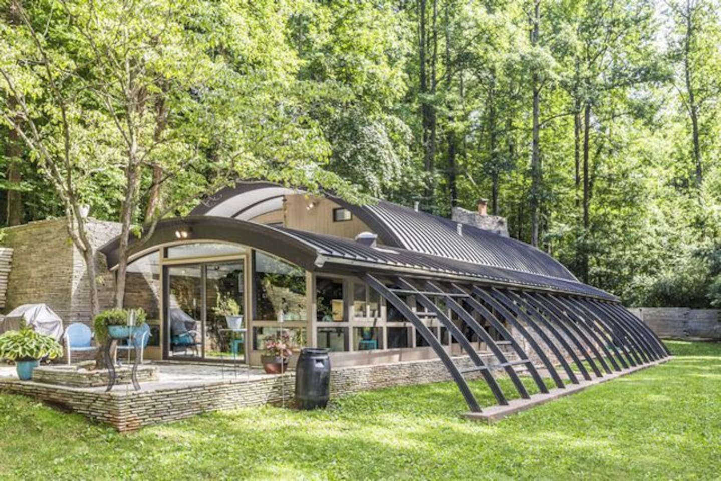 Unique Mid-Century Modern Gem - Houses for Rent in Knoxville ...