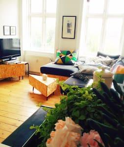 Artist residence - Feel at home - København - Apartment