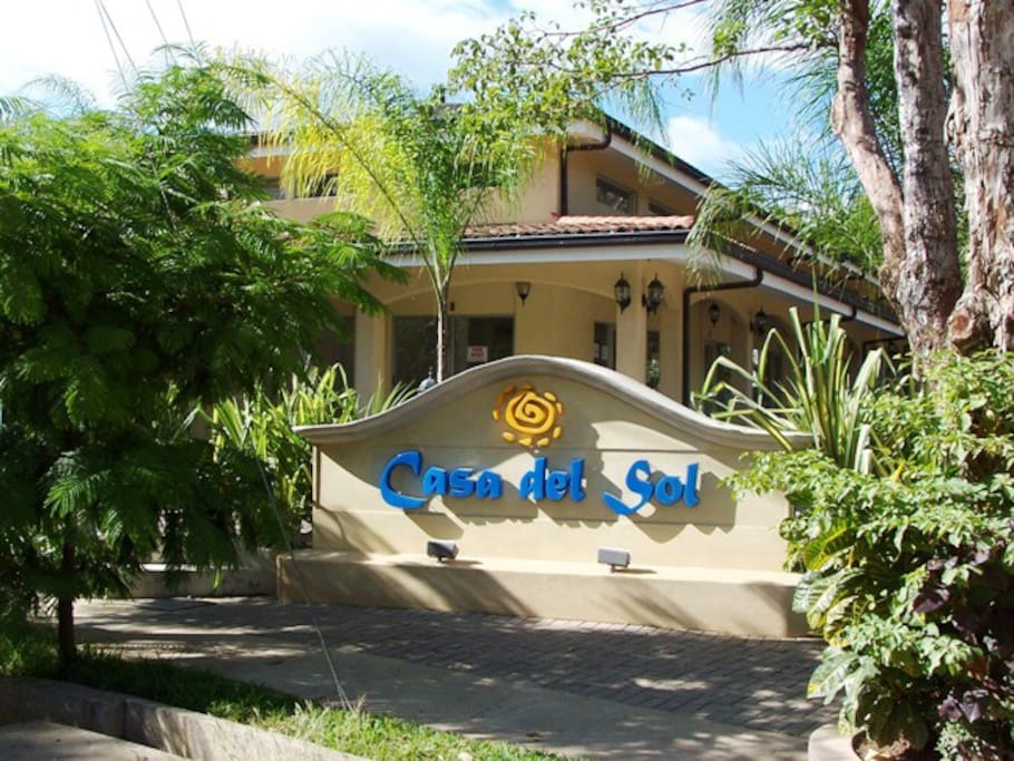 Welcome to Casa del Sol, your Costa Rican oasis, in the heart of Potrero, a quaint little village.