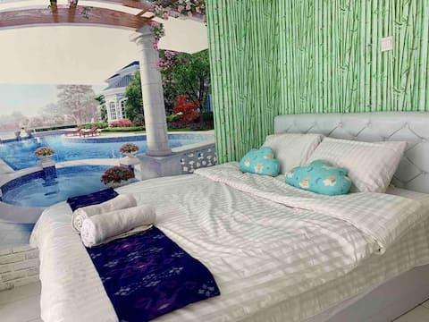 Cloud Bellevue comfort studio Bandung city