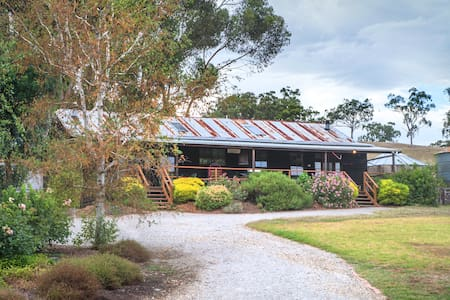 The Woolshed Cottage @ Merlewood