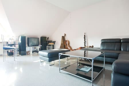 Comfortable and Spacious Loft - Worms - Wohnung