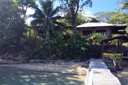 Aore Island Santo - Waterfront Self Contained Unit - Aore