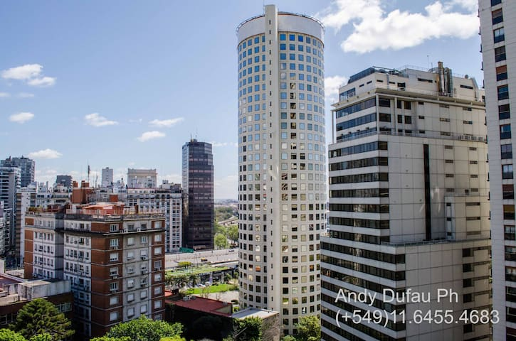 Room with best view and location - Buenos Aires - Apartament