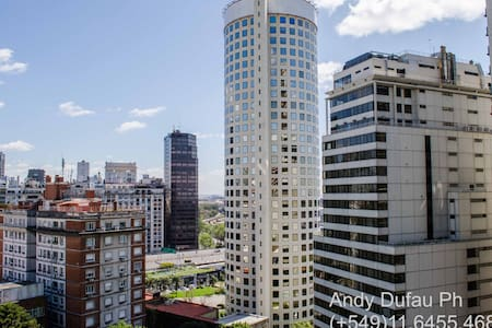 Room with best view and location - Buenos Aires