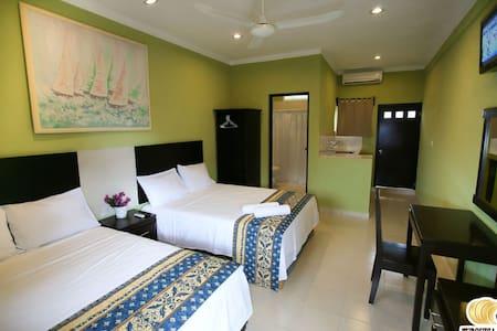 Hotel Turquesa Maya - Hab Cuadruple - Andere