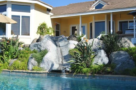 View Home on 2 acres with Pool - Bonsall - Dom