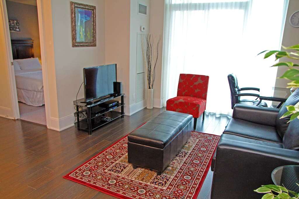One Bedroom At Ultra Ovation Apartments For Rent In Mississauga Ontario Canada
