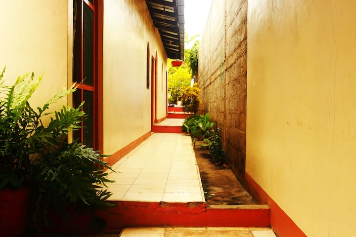 El punche de Oro-Guest House - León - Haus