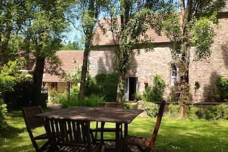Jasmin Cottage (beach 10 mins) - Saint-Nicolas-de-Pierrepont - Casa