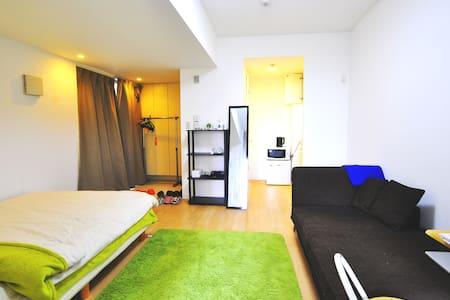 HighRise Room-Great Location@Toyosu - Kōtō-ku - Pis
