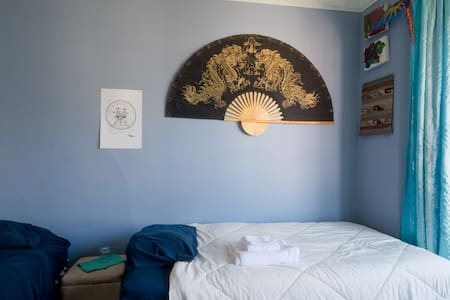 2 Beds in Cozy Mission Room - San Francisco - House