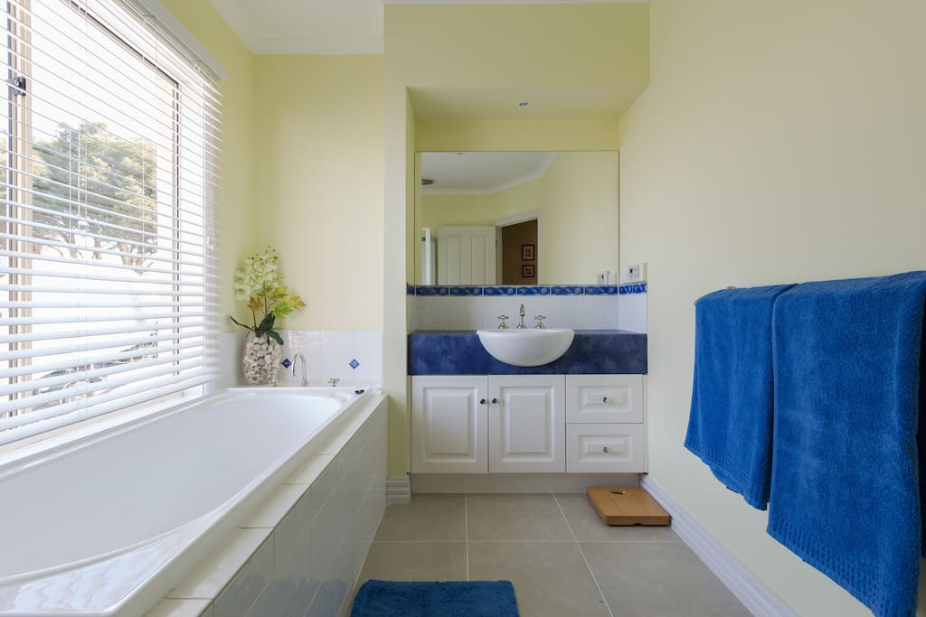 Your bathroom with separate toilet
