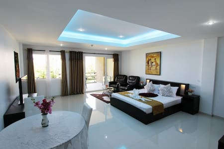 Studio Apartment, Sea View, # 1122 - Ko Chang - Byt