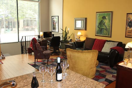 Luxury Condo--Heart of Downtown! - Memphis - Wohnung