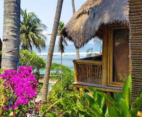 Bali Beach House am Meer