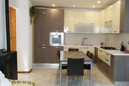 Appartamento con parcheggio privato - Plan D'introd - Appartement