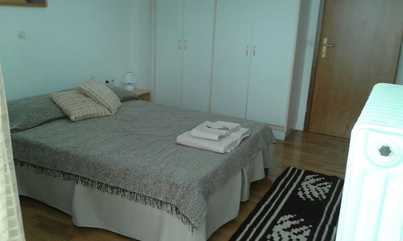 Bedroom 1, wardrobe