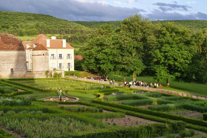 Chateau de Barbirey - Barbirey-sur-Ouche - Schloss