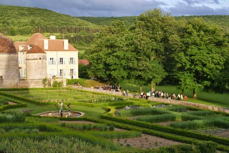 Chateau de Barbirey - Barbirey-sur-Ouche - 城堡