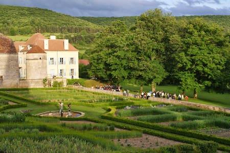 Chateau de Barbirey - Barbirey-sur-Ouche - Κάστρο