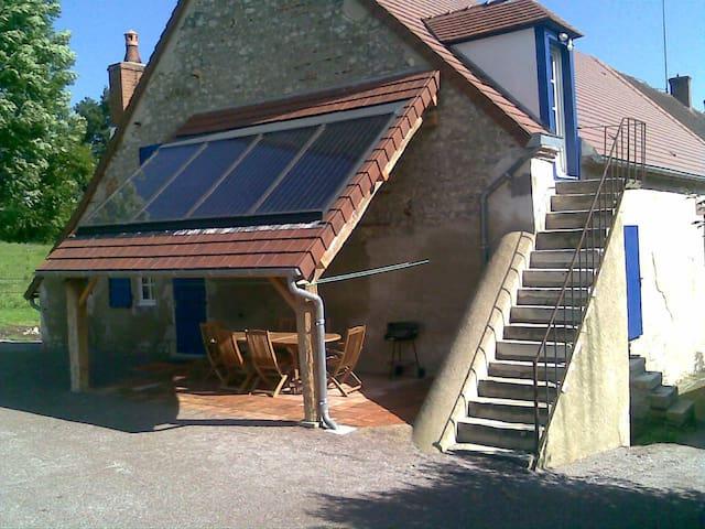 Gite Ecologique des Codrets - Bransat - Hus