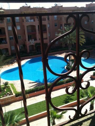 Appartement de charme proche plage - Casablanca - Apartment