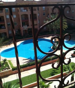 Appartement de charme proche plage - Kasablanka
