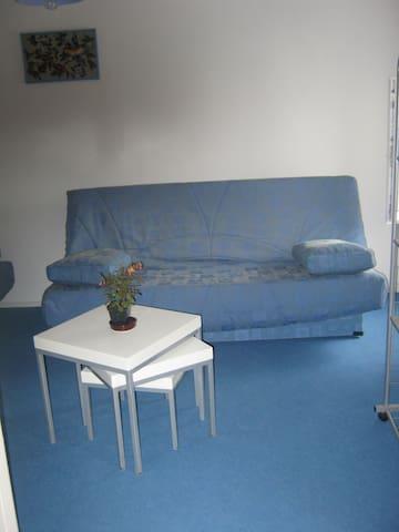 T1 MEUBLE DANS PETIT IMMEUBLE - Saujon - Lägenhet