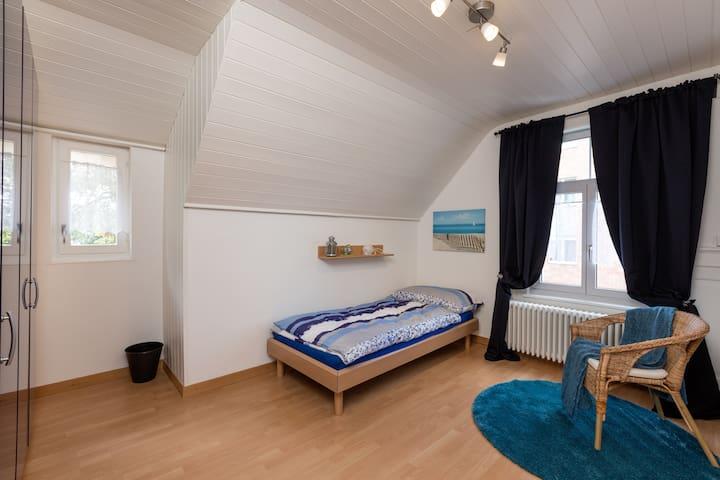Zimmer in EFH in Aarau Rohr (4) - Aarau Rohr - Rumah