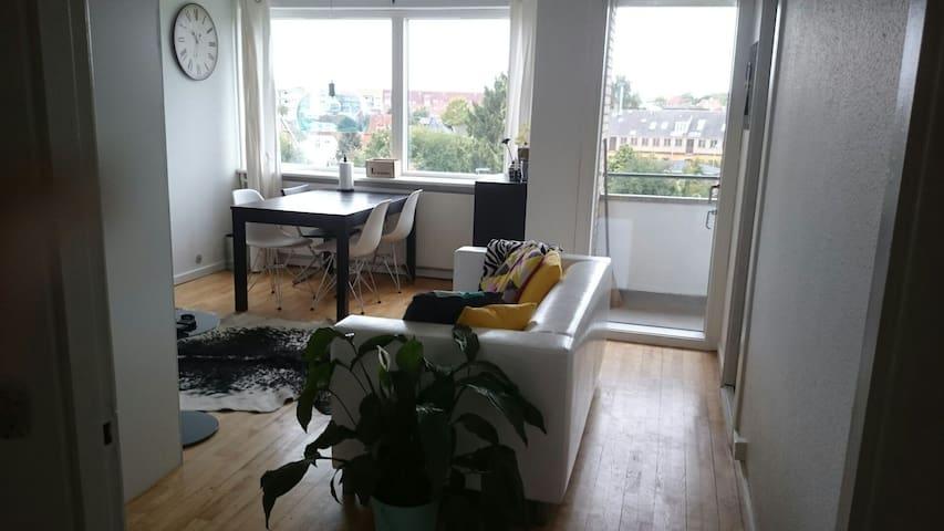 Bright flat for two near transport - Dyssegård